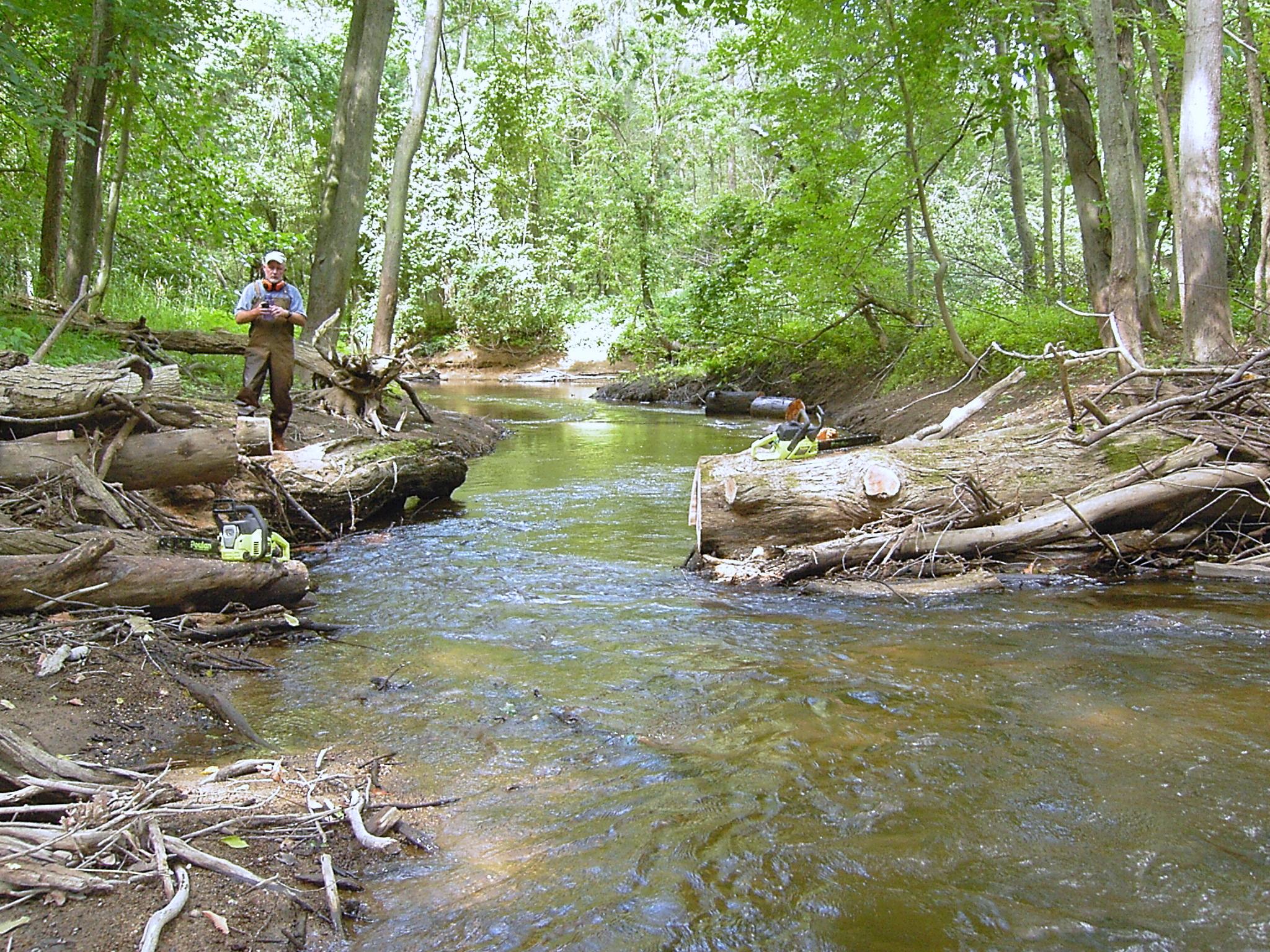 Red cedar river update loapc